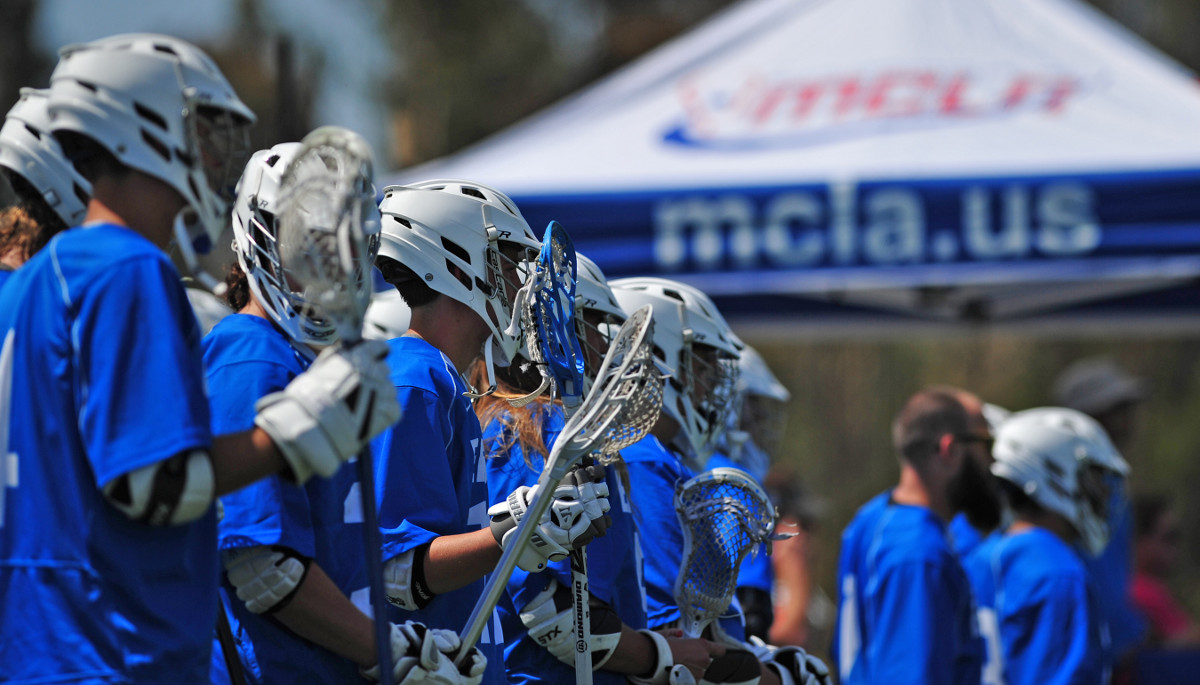 Photo for Fall Ball Schedule Set for Men's Lacrosse