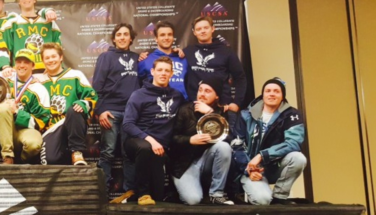 SNC Men's alpine team